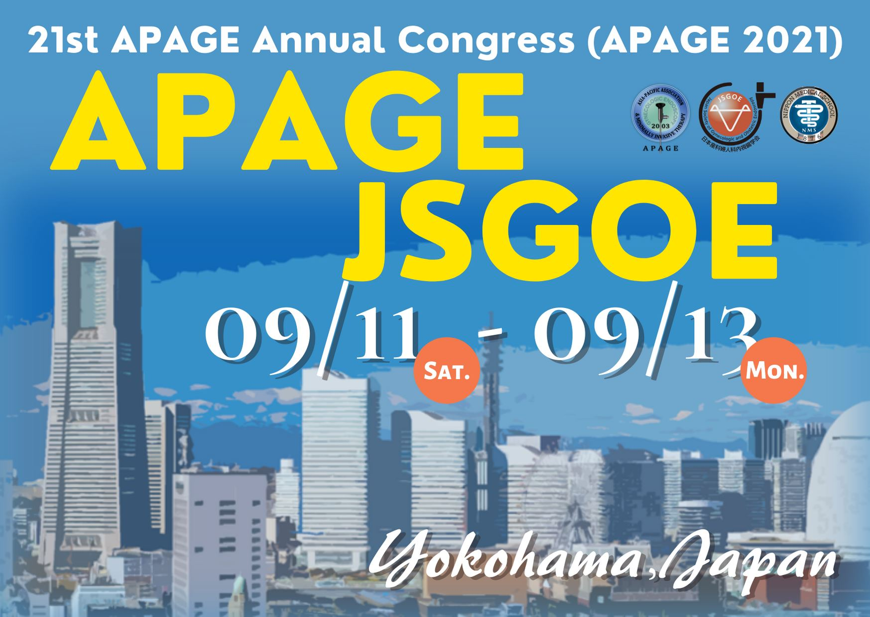 21st APAGE Annual Congress